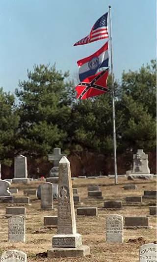 Higginsville {Missouri} Confederate Cemetery