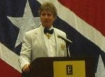 Michael Givens, Commander in Chief of the Sons of Confederate Veterans